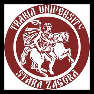 Тракийски университет - Стара Загора logo